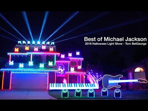 Paras Michael Jackson Halloween Valoshow (2018)