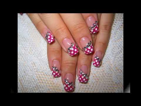 Decorados de uñas - Galería de uñas decoradas para niños Sencillas Faciles y Elegantes