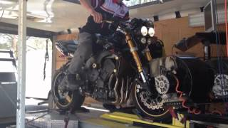 8. 2007 Yamaha FZ1 Dyno Run!