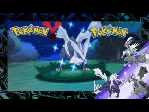 pokemon y comment avoir kyurem