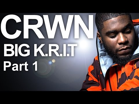 Big K.R.I.T. is featured on CRWN with Elliot Wilson in a Two Part Interview!