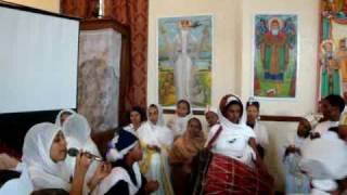 Denver Hamere Noah Kidane Mehret Ethiopian Orthodox Tewahedo Church Kiduse Gebrel Celebration