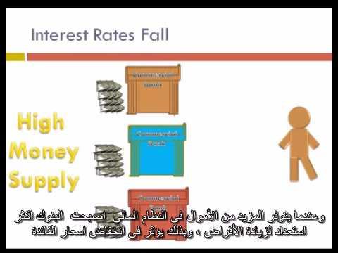 اسعار الفائدة وتأثيرها واهميتها في تداول العملات