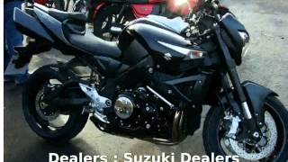 1. 2008 Suzuki B-King Base  Specification motorbike Info Top Speed Dealers Engine Details [tarohan]