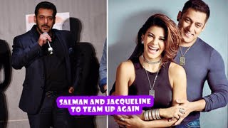 Salman Khan And Jacqueline Fernandez Team Again