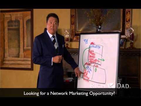 What is Network Marketing? by Robert Kiyosaki