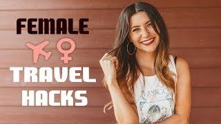 Download Video FEMALE TRAVEL HACKS MP3 3GP MP4