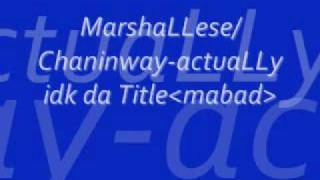 Marshallese song from Chaninway Hope yaLL lyk it...Peace.