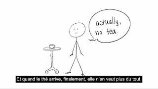 Le consentement sexuel expliqué avec du thé