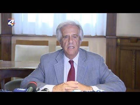 Vázquez con gremiales rurales: Gobierno reafirma la institucionalidad democrática del país y el diálogo como herramienta de trabajo
