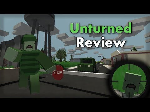 Review: Unturned