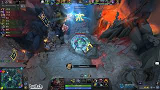 Fnatic vs Execration, Dota PIT League, game 2 [Mila, LightOfHeaven]