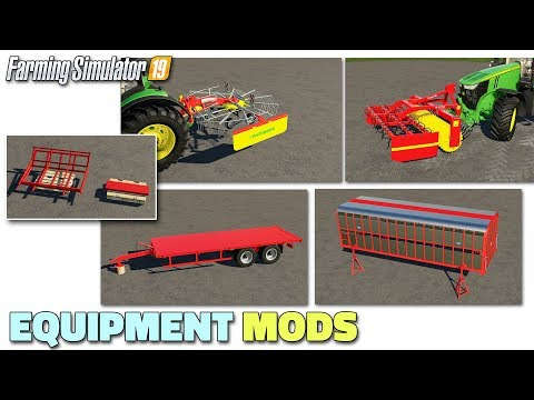 Johnston Brothers Modular Trailer v1.0.0.3