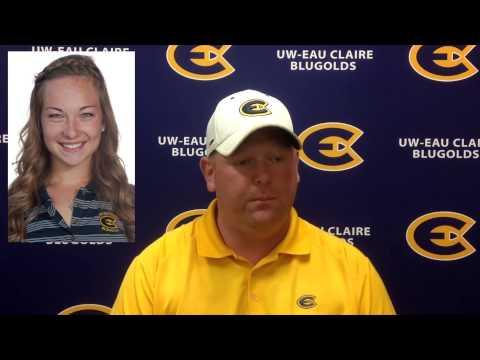 2014-15 UW-Eau Claire Women's Golf Preview