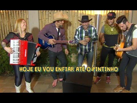 Pânico na Band - DUELO SERTANEJO: BRUNO E BARRETO X SIDNEY SERTANEJO, MARRONA E BOLA - E16