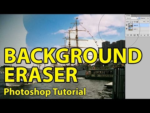 ajwood - In this tutorial, A.J. demonstrates that layer masks & fancy clipping paths are not always necessary to combine two images in Photoshop. Sometimes all you ne...