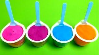 Video Play-Doh Ice Cream Surprise Toys (Baby Groot, Minions & ❓❔❓) MP3, 3GP, MP4, WEBM, AVI, FLV Juni 2017