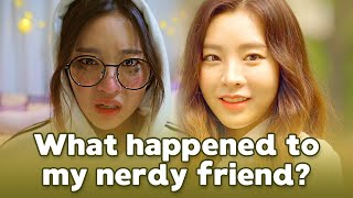 Video What happened to my nerdy friend? [Gossip Girls] • ENG SUB • dingo kbeauty MP3, 3GP, MP4, WEBM, AVI, FLV September 2018