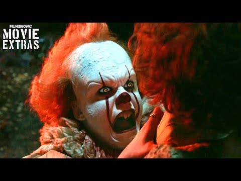 """IT """"Pennywise"""" Featurette (2017)"""