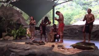 Como os aborígenes faziam fogo na Austrália
