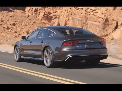 Audi RS7 – One Take