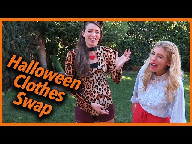 Halloween Clothes Swap