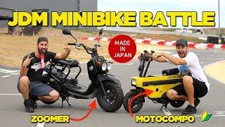 6. Ultimate JDM Mini Bike Battle