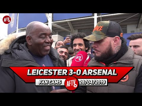 Leicester City 3-0 Arsenal | The Game Changed When Iwobi Missed His Chance! (DT Rant)