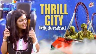 Enjoy End Entertainment Ka Adda Thrill City || Must Visit Places In Hyderabad || Jyothakka
