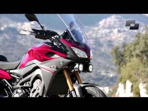 Vídeos de la Yamaha MT-09 Tracer de 2015