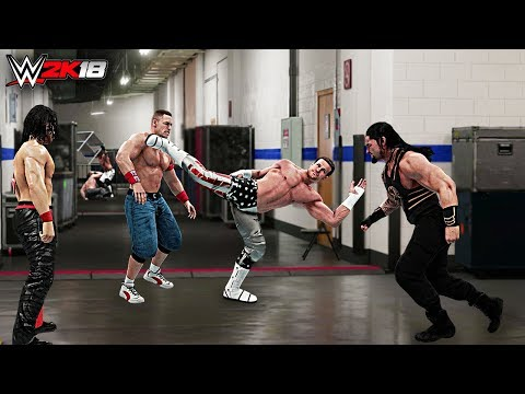 WWE 2K18 Top 10 Finisher Combinations! Part 10