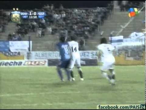 Godoy Cruz 2 - 0 Quilmes (Clausura 2011)
