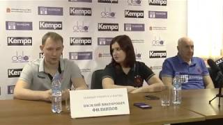 Пресс-конференция Чеховские Медведи vs Спартак