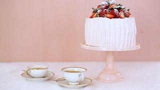 Video Sponge Cake with Strawberry-Meringue Buttercream- Sweet Talk with Lindsay Strand MP3, 3GP, MP4, WEBM, AVI, FLV Desember 2018