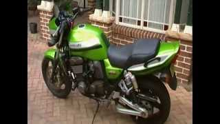 10. Kawasaki ZRX 1200R 2003 Eddie Lawson Model