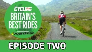 Great Broughton United Kingdom  City new picture : Britain's Best Rides - Ep 2 - Broughton Wheelers Lakes Loop