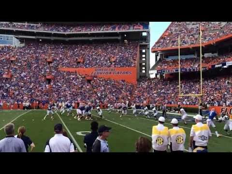 Solomon Patton touchdown vs Georgia Southern video.