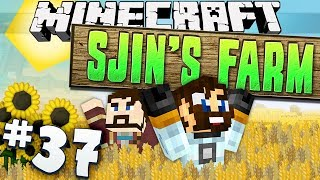 Minecraft - Sjin's Farm #37 - Trap Door
