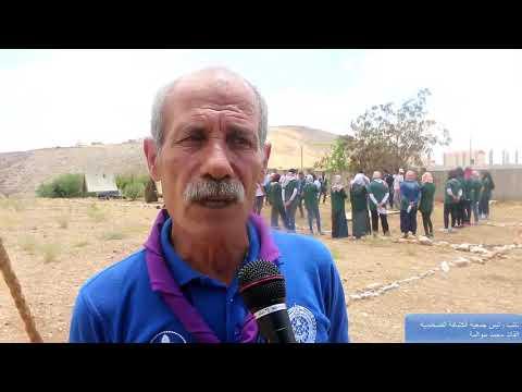 القائد محمد سوالمة - يتحدث عن الدراسة الابتدائية لمفوضية نابلس 2018