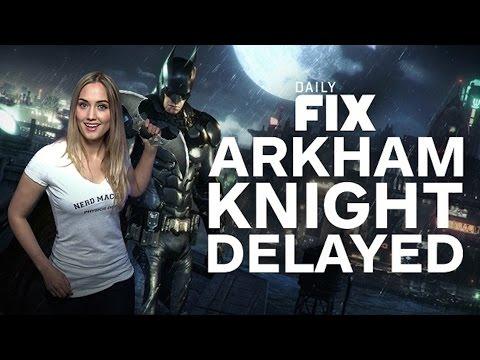 batman arkham knight xbox one trailer