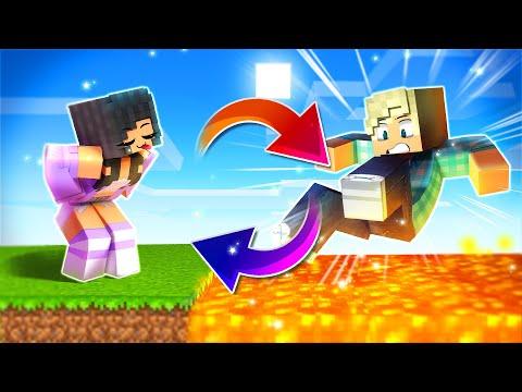 Minecraft DEATH SWAP!