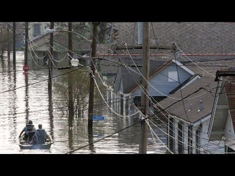 10 years after Katrina, families still feel hurricane's impact