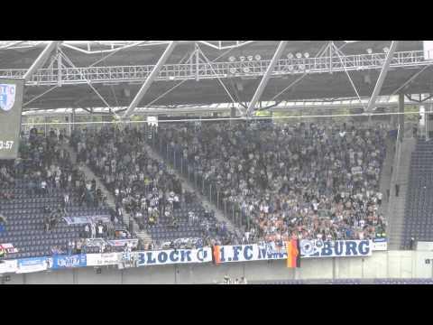 Video: Klassenerhalt: Hannover 96 II - 1. FC Magdeburg