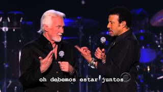 Lady - Lionel Richie feat Kenny Rogers