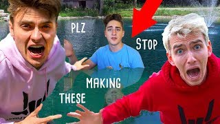 This Family Thinks There's A Monster In Their Pond (Sharer Fam Reaction)