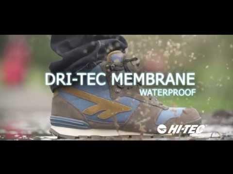 Hi-Tec Sierra Lite Orginal Waterproof Men's, Women's & Kids Lightweight Boots
