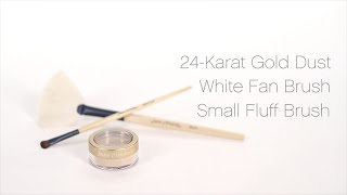 jane iredale 24 Karat Gold Dust Minis
