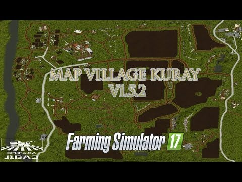 Map village Kuray v1.5.2