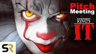 Download Youtube: IT (2017) #ScreenRantPitchMeeting