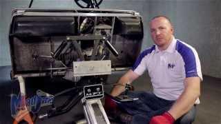 "How to install a Madjax® 6"" A-Arm Lift Kit on a Club Car® DS® Visit us online at http://mymadjax.com."
